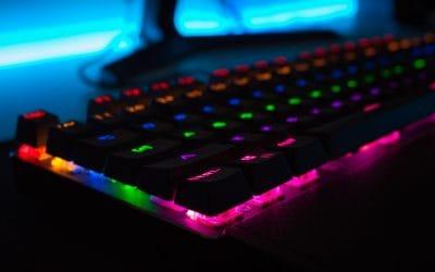 Bedste Mekaniske Gamer Tastatur 2019 – Test og Købsguide