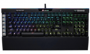 Corsair K95 RGB Platinum gamer tastatur