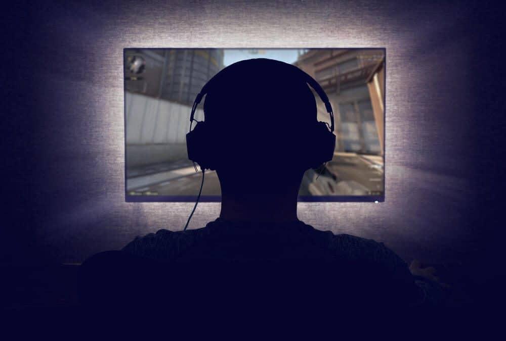 Gamer skærm