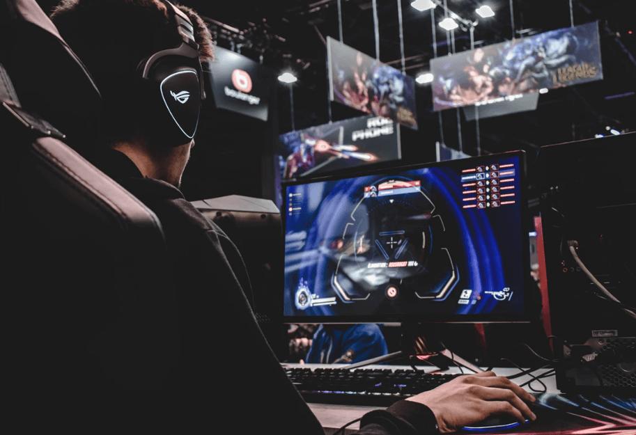 gaming-udstyr