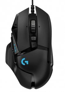 Logitech G502 HERO gaming mus
