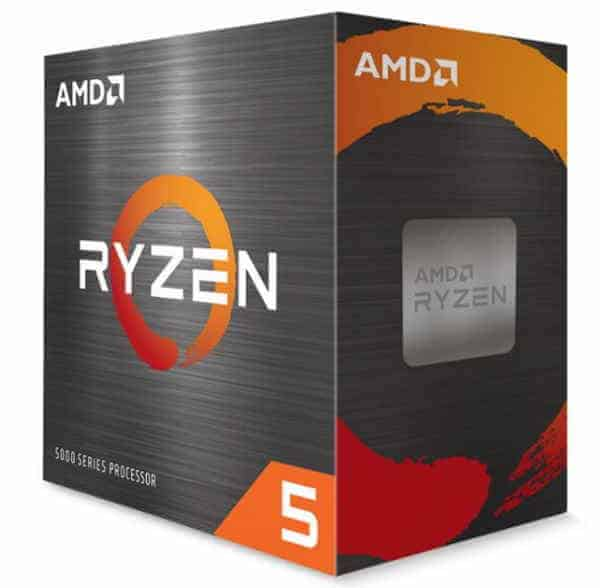 AMD Ryzen 5 5600G Wraith Stealth CPU