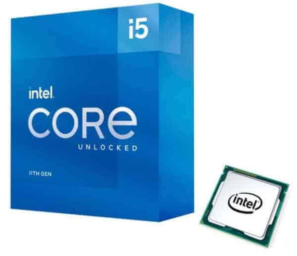 Intel Core i5-11600K Rocket Lake CPU