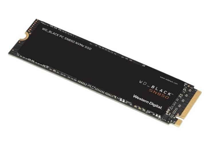 WD Black SN850 SSD HARDDISK